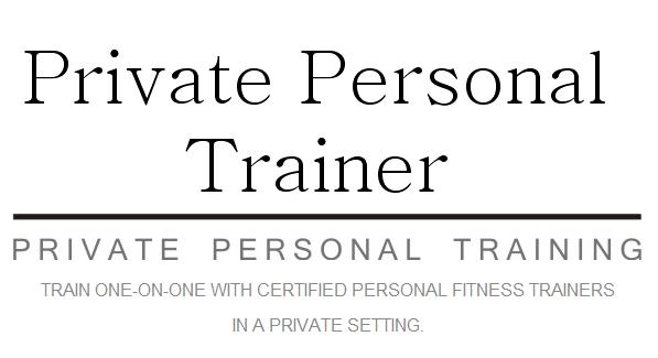 Private Personal Trainer Personal Fitness Training in Columbus, Powell, Dublin Ohio